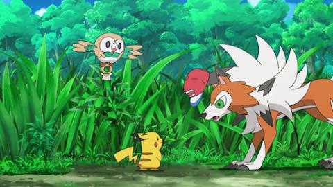 Capitulo 34 Temporada 22 ¡La emocionante aventura de Pikachu!