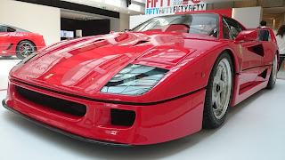 Ferrari F40 Singapore