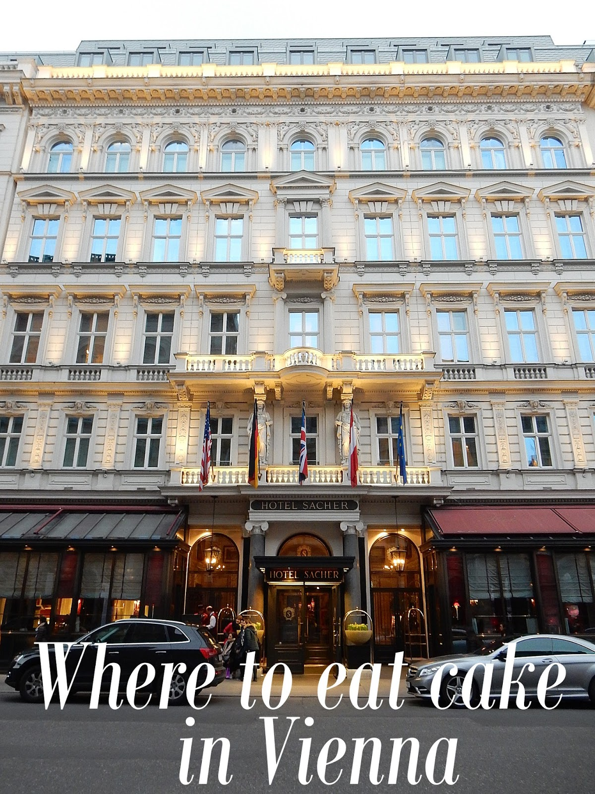 Where to find the best schitznel and cake in Vienna