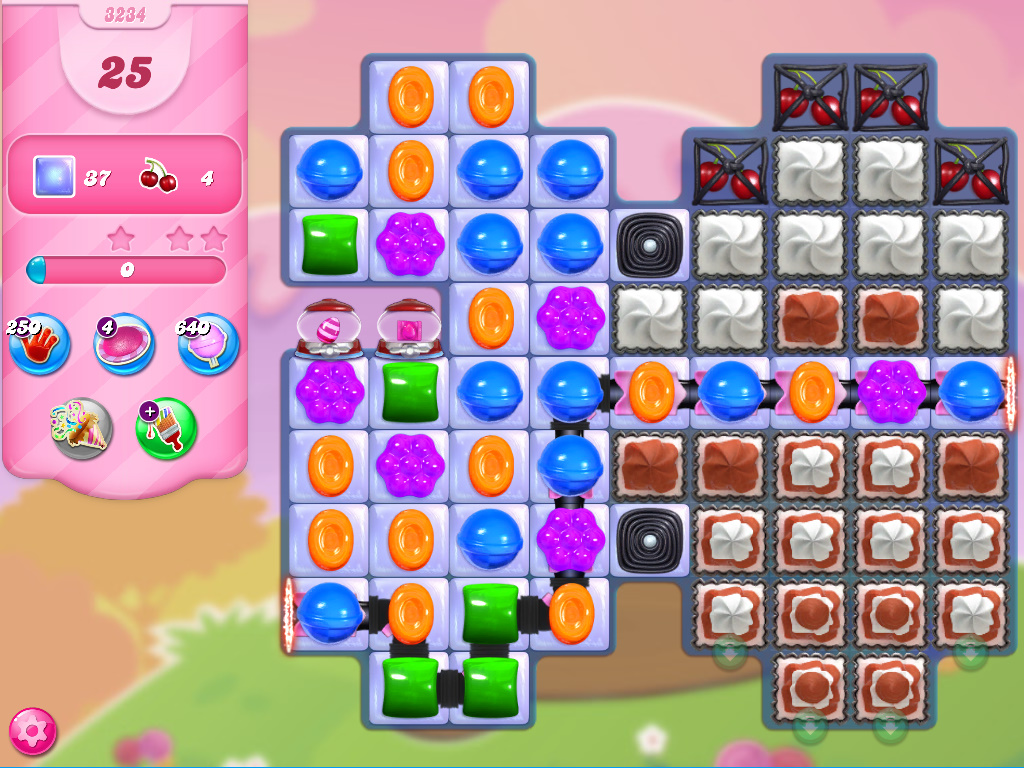 Candy Crush Saga level 3234