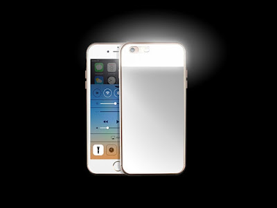 Lighted Mirror Phone Case