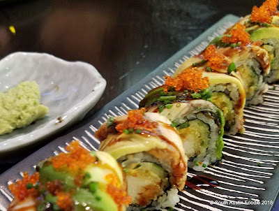 Soto Austin Real California Maki w snow crab