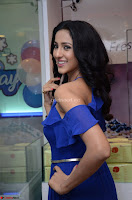 Priya Shri in Spicy Blue Dress ~  Exclusive 35.JPG