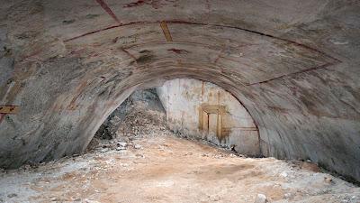 Στο φως το μυστικό δωμάτιο στο Παλάτι του Νέρωνα στη Ρώμη