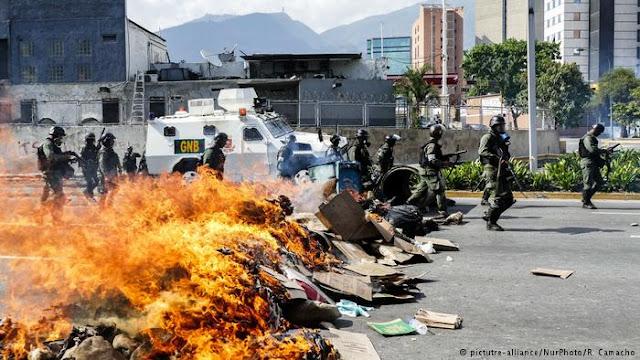 Venezuela: arrecian protestas por falta de alimentos