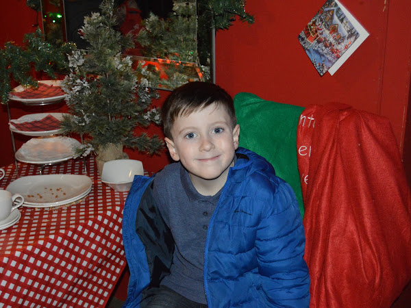 Christmas 2018 | Tea With Santa At Dobbies