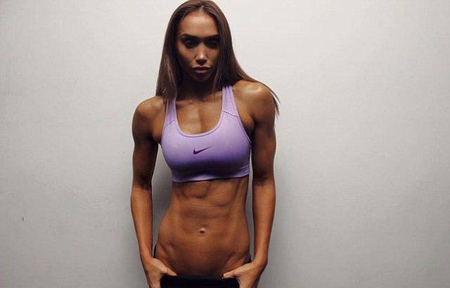 Chontel duncan fitness model pregnant sorry, all