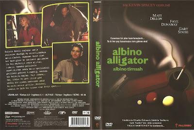 Albino Timsah DVD
