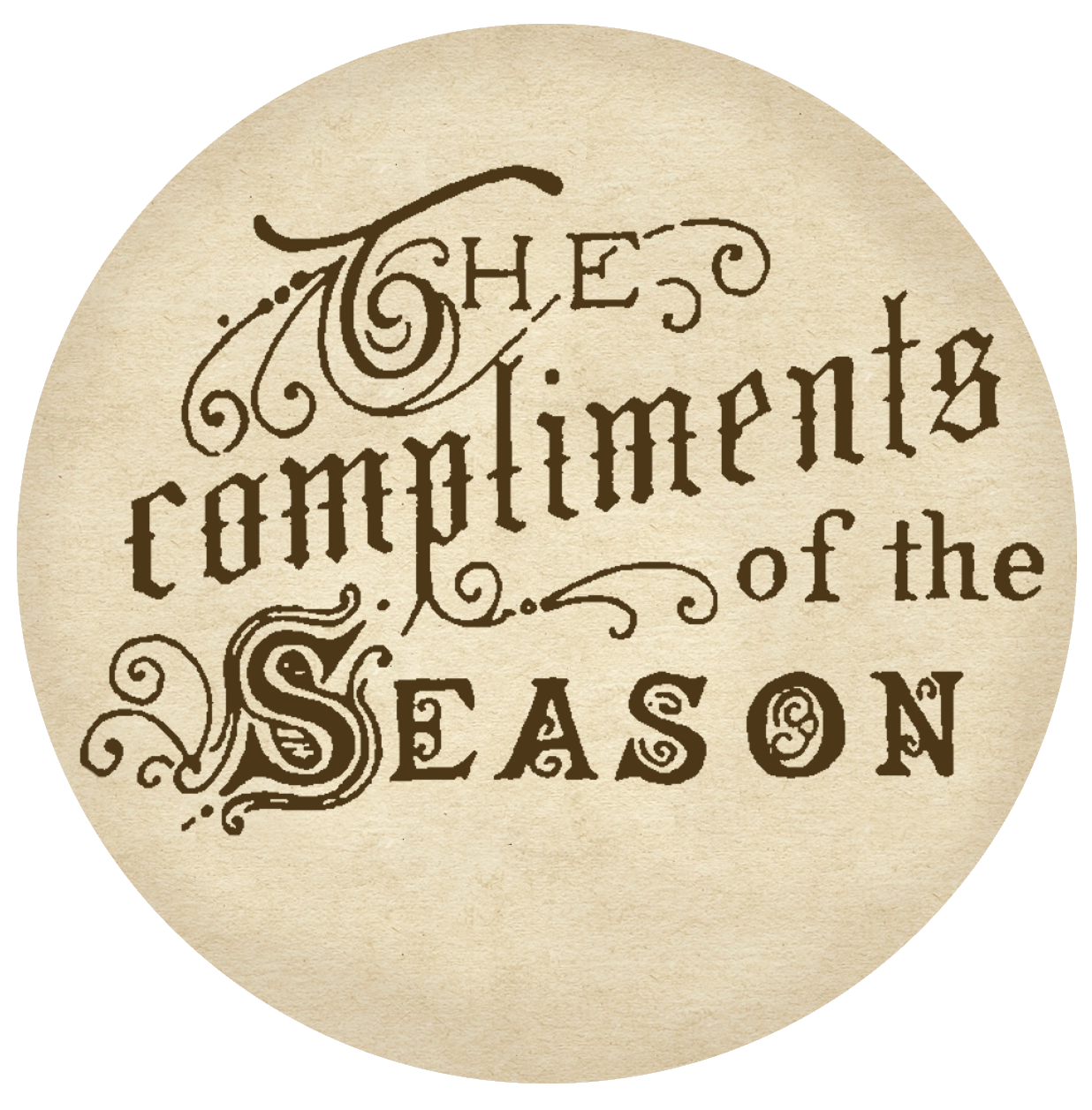 What does the phrase 'compliments of the season' mean? - Quora