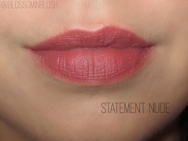 a picture of  L'Oreal Infallible Pro Matte Gloss in Statement Nude (lip swatch)