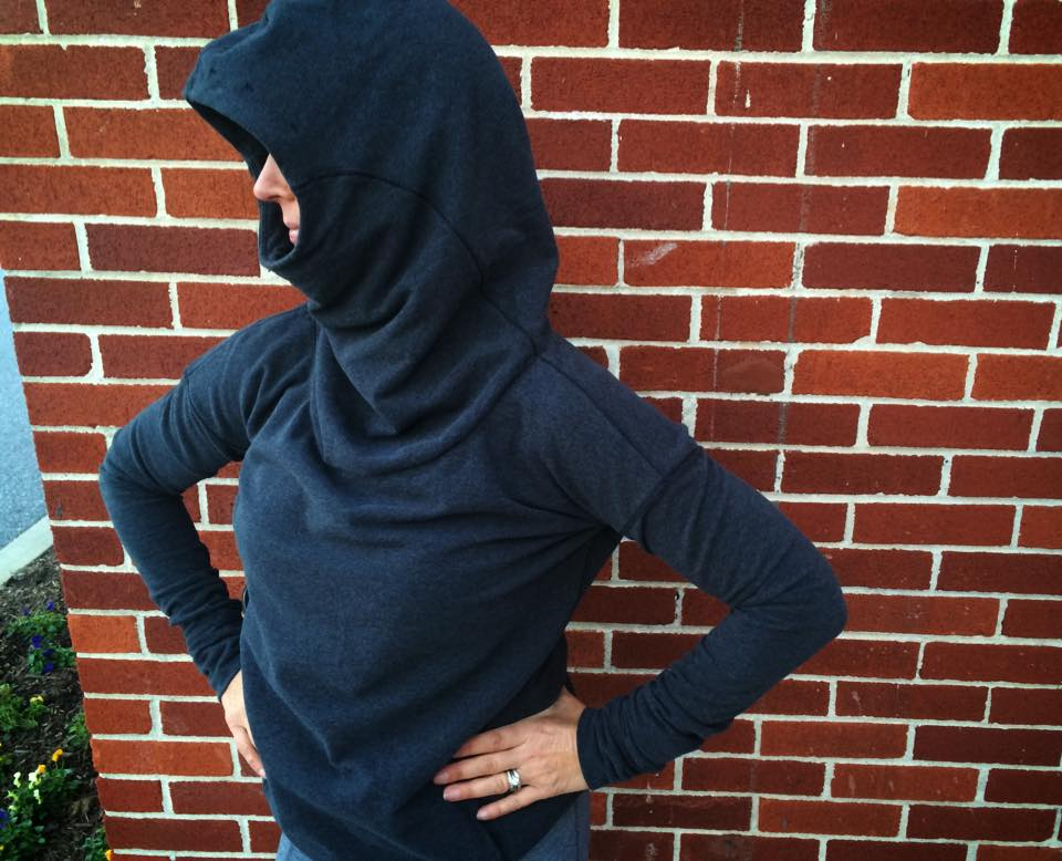 Lululemon Addict: More Stress Less Hoodie Photos
