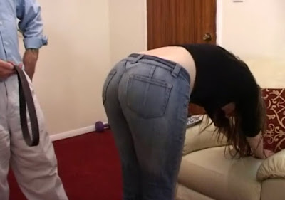 old time spanking