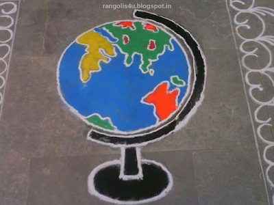 Rangolis For Kids