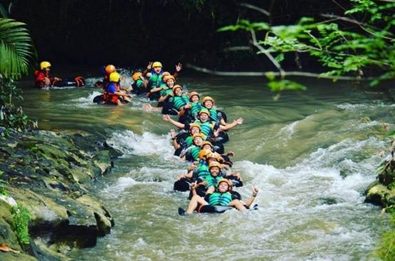 Desatinasti Objek Wisata Karst Tubing Sedayu Di Argomulyo