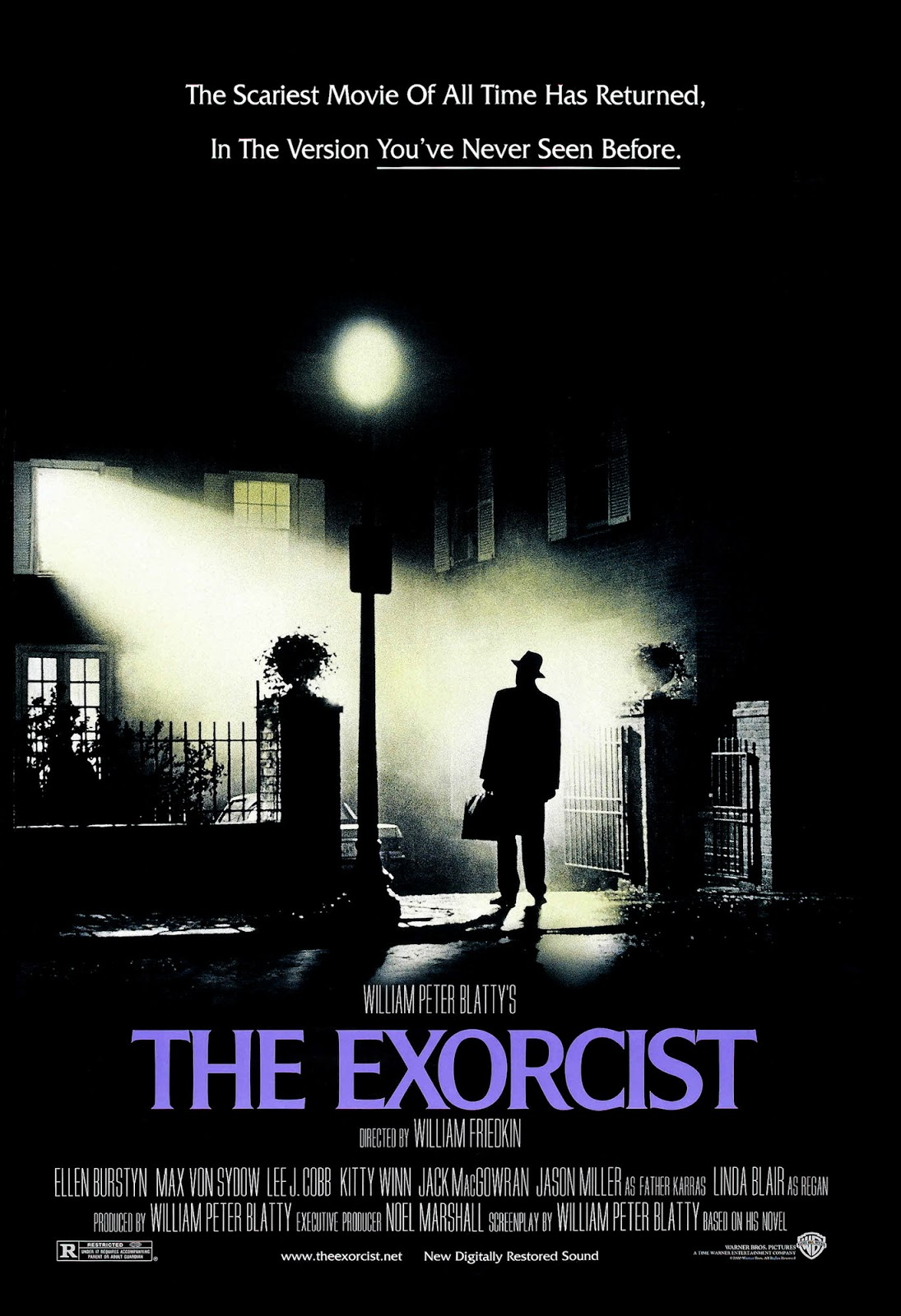 Linda Blair in the Movie: The Exorcist, 1973 (Gif)   BlueisKewl