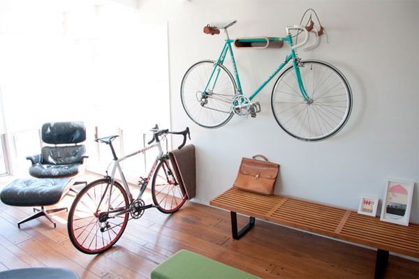 Pallet For Home Perfect Bike Wall Mounts
