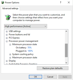 An Easy Way to Speed Up Your Windows Computer (especially laptops)