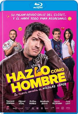 Hazlo Como Hombre 2017 BD 25 Latino