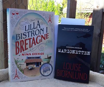 Lilla bistron i Bretagne av Nina George, Marionetten av Louise Björnlund