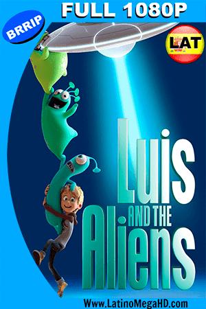 Luis y los Aliens (2018) Latino FULL HD 1080P ()