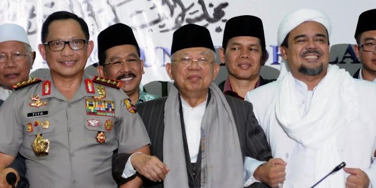 Ini Respon Kapolri Tito Terkait Rizieq Shihab Yang Akan Segera Kembali Ke Indonesia