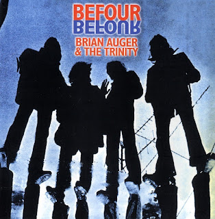 Brian Auger & The Trinity - 1970 - Befour