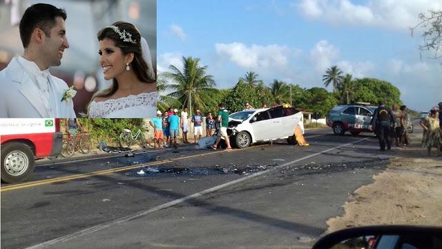 Médica mossoroense morre em acidente de trânsito na saída de Fortaleza
