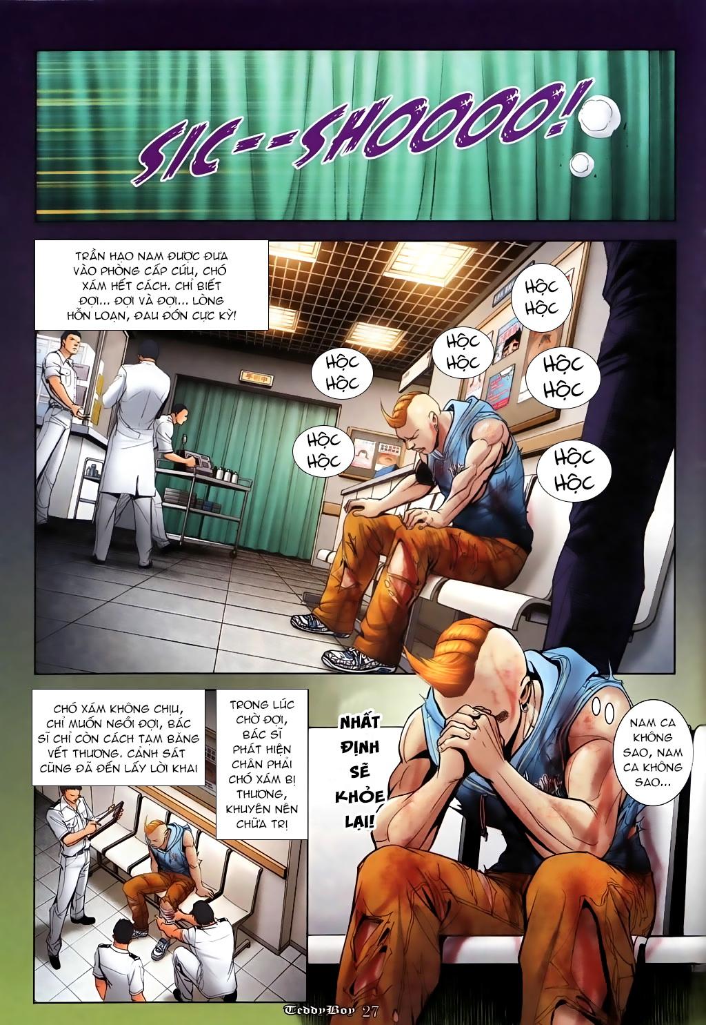 Người Trong Giang Hồ Chap 1025 - Truyen.Chap.VN