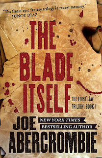 Review of Joe Abercrombie's The Blade Itself