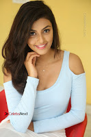 Anisha Ambrose Latest Pos Skirt at Fashion Designer Son of Ladies Tailor Movie Interview .COM 0955.JPG