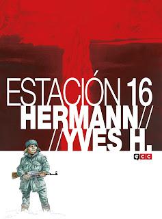 """Hermann invitado al """"Salón del Cómic de Barcelona"""""""
