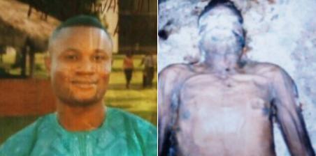 #ENDSARS; SARS Officer Mercilessly Tortures Man To Death In Ondo State