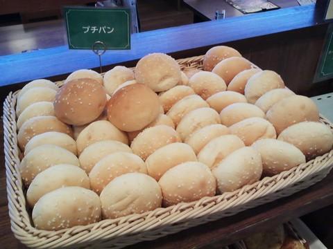 ビュッフェコーナー:パン1 ステーキガスト一宮尾西店3回目