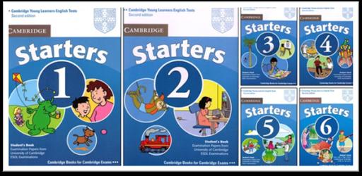 tài liệu luyện thi Cambridge Starter