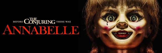 Annabelle, byrawlins, byrawlinsdotcom, churp churp, churpremiere, Ed Warrane, horror, James Wan, lorraine warren, seram, the conjuring, Video Lawak Lima Belas Saat, Warner Bros.,