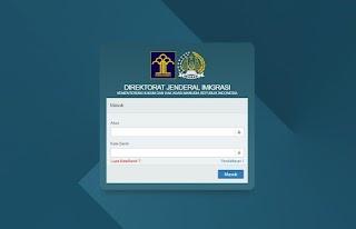 CARA PENDAFTARAN ANTRIAN ONLINE PASPOR VIA WEBSITE