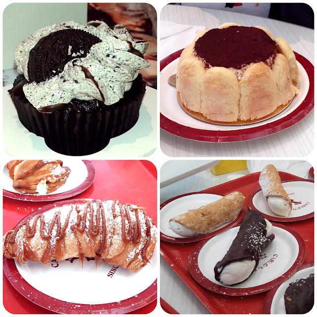 Delícias da Carlo's Bakery