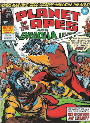 Marvel UK, Planet of the Apes #116