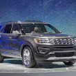 2016 Ford Everest Specs, Price