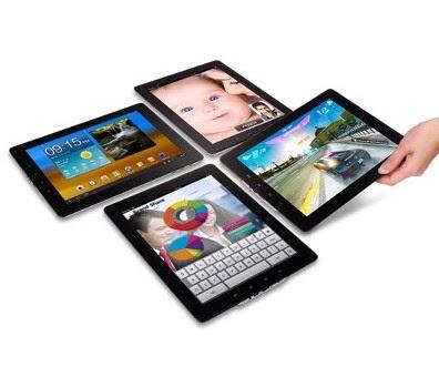 Ini Dia Tablet Android ICS Layar 9.7 Inci Harga Rp. 2 Jutaan