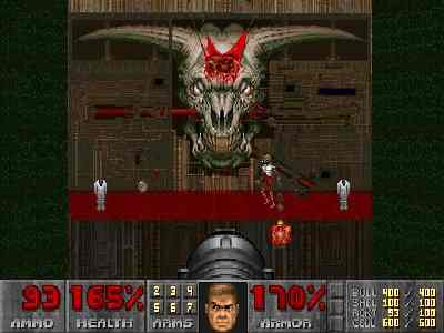 Doom II wallpapers, screenshots, images, photos, cover, poster