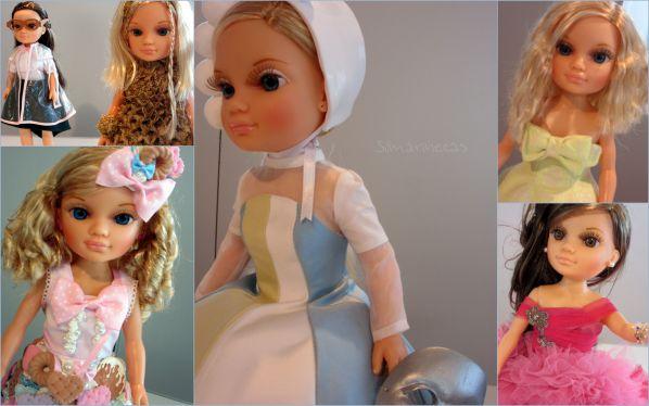 Caty en la exposición Nancy se viste de moda - Rialia - Portugalete