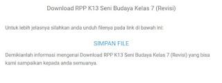 Cara Download File di Harian Madrasah