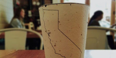 Jika ditanam, gelas kopi ini bisa tumbuhkan pohon!