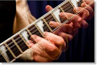chitarra velocita