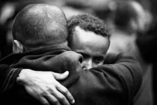 hug brothers