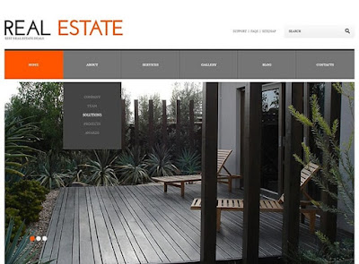 Impressive Real Estate Responsive WordPress Theme