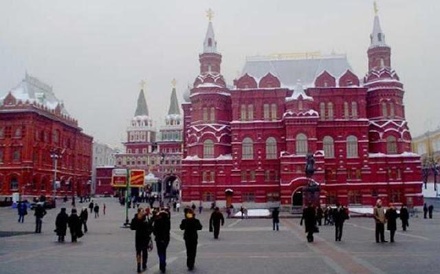 Ρωσία: Συνελήφθη δόκιμος στρατιωτικής ακαδημίας με την κατηγορία της «συνέργειας σε τρομοκρατία»