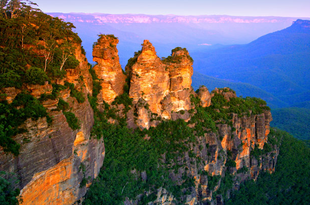 Blue Mountain, Australia