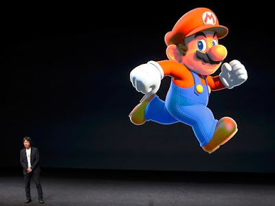 Nintendo anuncia Super Mario para iPhone